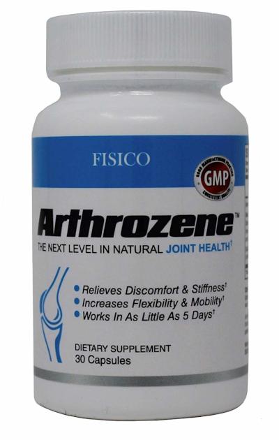 Arthrozene side effects