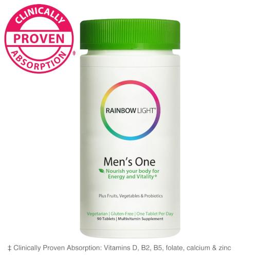 Rainbow Light Men's One Multivitamin side effects
