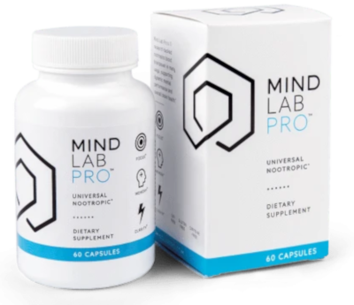 Our top rated nootropic - Mind Lab Pro