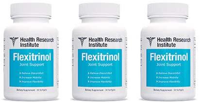 Flexitrinol side effects