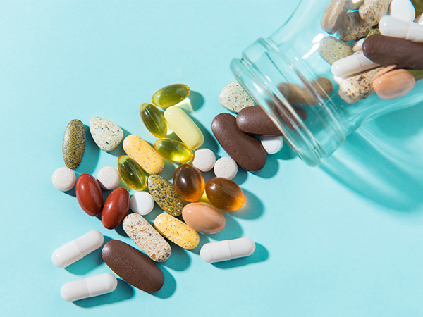 What happens to the body when you start taking multivitamins