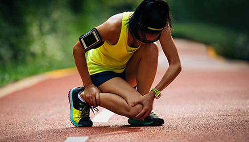 Supplements for athlete injury recovery